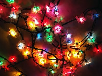 Christmas Lights Crafts Diy Fairy Lights Flower Lights