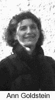 Ann Goldstein, Ferrante's translator.