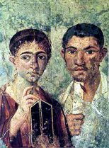 couple_w_stylus ancient rome