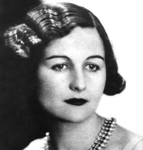 The beautiful Nancy Mitford