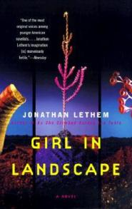 Girl in Landscape lethem