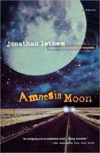 Amnesia Moon Jonathan Lethem