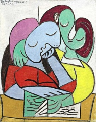 """Women Reading,"" Picasso"