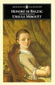 Ursule Mirouet by Balzac