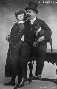 Colette and Willy