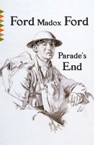 Parade's End Ford Madox Ford vintage