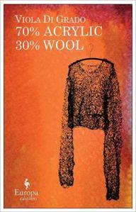 70-Acrylic-30-Wool viola di grado