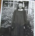Mom, graduating