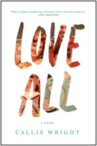 Love All by Callie Wright