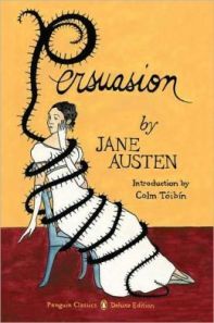 Persuasion by Jane Austen Penguin Deluxe Edition