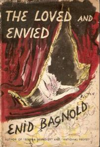 The Loved and Envied enid bagnold beautiful cover