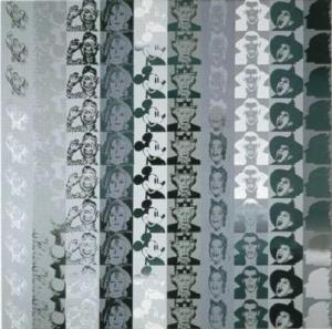 """Andy Warhol, """"Myths,"""" 1981"""