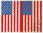 Jasper Johns, Flags I