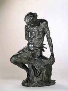 Rodin's The Helmet-Maker's Once Beautiful Wife