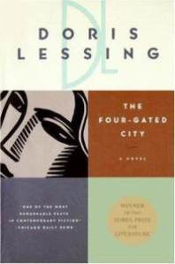 four-gated-city-doris-lessing-paperback-cover-art