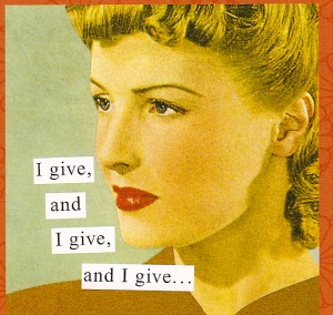 igiveandgive taintor