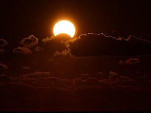 Solar Eclipse, Nov. 3, 2013
