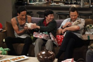 Community, a Christmas episode