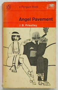 Angel Pavement j. b. priesley