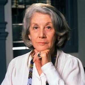 Nadine Gordimer:  on my list of best living writers.