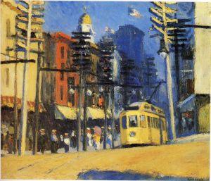 """""""Yonkers"""" by Edward Hopper"""