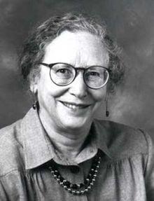 Carolyn G. Heilbrun, author of Writing a Woman's Life & the Amanda Cross mysteries