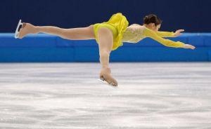 Yuna Kim, short program Olympics