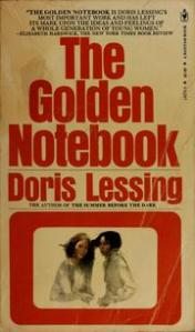 The Golden Notebook lessing orig paperback