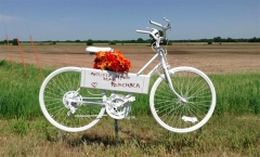 cyclist memorial remember