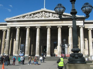 The British Museum--again?