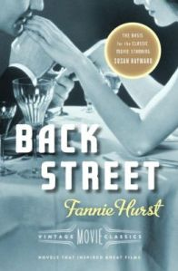 Back Street Fannie Hurst