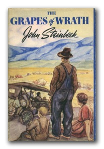 Grapes of Wrath First Edition