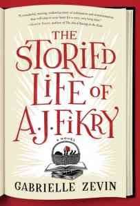 Storied Life of A. J. Fikry