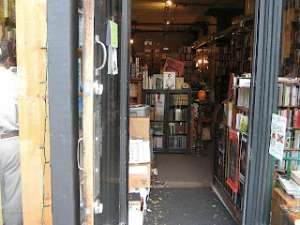 Jackson Street Booksellers interior