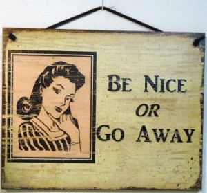 be-nice-or-go-away civility