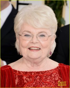 June Squibb, Golden Globe Awards 2014