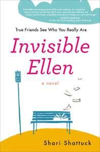 Invisible Ellen by Shari Shattuck