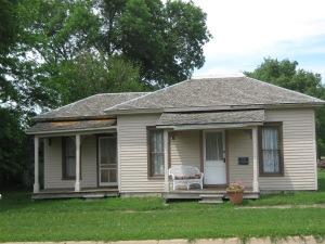 Ruth Suckow's birthplace