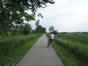 The T-bone Trail, Atlantic to Audubon, Iowa