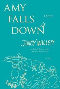 Amy Falls Down Willett paperback
