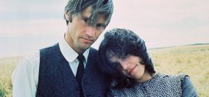 "Sam Shepard and Brooke Adams in ""Days of Heaven"""