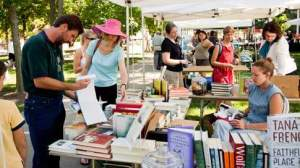 Iowa City Book Festival