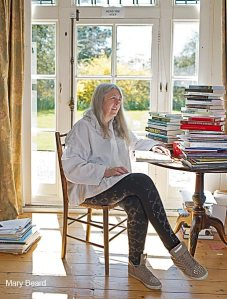 Mary Beard, celebrity classicist