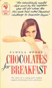 Pamela Moore Bantam edition chocolates