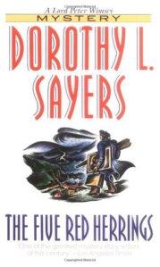 Five Red Herrings Dorothy Sayers 132676