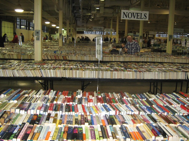 The Planned Parenthood Book Sale in Des Moines