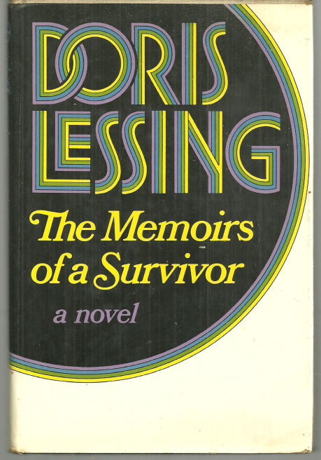 Doris Lessing memoirs-of-a-survivor-my-copy