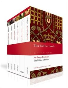 The new set of Oxford Palliser books