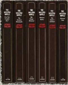 A set of the Pallisers books.