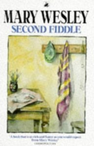 Second Fiddle Mary Wesley nice cover 886161
